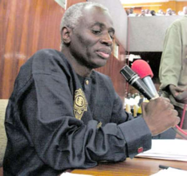 The Tsatsu Tsikata Trial-A viewpoint as judgment is adjourned to December 07.